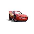 lightning McQueen by zazerkale