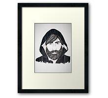Jason Schwartzman Framed Print