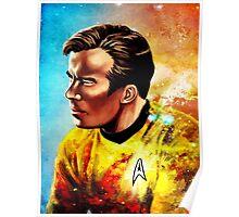 Starship Captain Poster