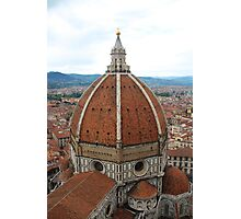 Il Duomo Cathedral Florence Photographic Print