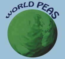 World Peas by Brinjen