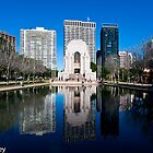 ANZAC Memorial by Fiona Kersey