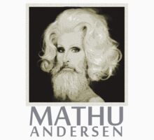 Makeup Artist Mathu Andersen by Pano-Designs