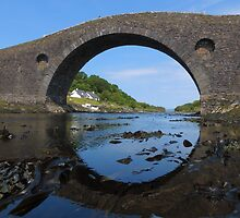Bridge over the Atlantic by Islandsimages