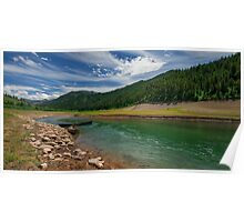 Big Elk Creek Poster
