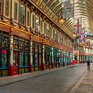 Leadenhall Market: London. by DonDavisUK