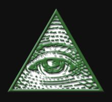 All Seeing Eye - Small logo by djhypnotixx