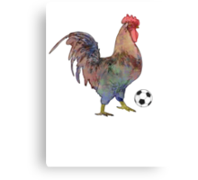Cock and Ball Canvas Print