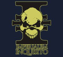Imperialem Inquisito - Imperial Inquisition: Warhammer 40k (Dark)  by Groatsworth