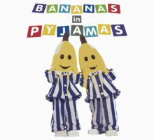 Bananas in pyjamas Kids Clothes