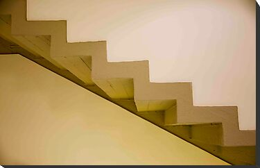 Staircase Monte Tauro by phil decocco
