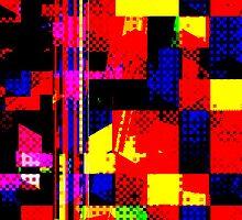 Pixel Block by TransmuteMedia