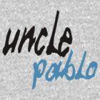 Uncle Pablo Logo T by unclepablo