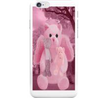 ☀ ツHUGS AND AFFECTION FROM A BEARY SPECIAL ANGEL IPHONE CASE☀ ツ  iPhone Case/Skin