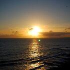 Cornish Sunset by Amyypops
