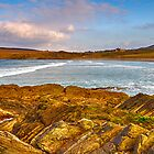 SANDEND - APRIL BEACH by JASPERIMAGE