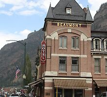 Beaumont Hotel in Ouray CO by Liane6161