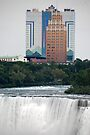 Niagara (USA) Skyline by John Schneider