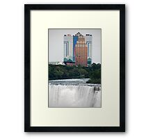Niagara (USA) Skyline Framed Print