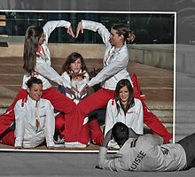 The Swiss gymnastic team by awefaul