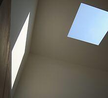 Blue Sky, White Light by acespace