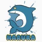 Free! Haruka's Dolphin Tee by BonBonBunny