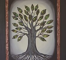 Tree of Life by Agata Lindquist
