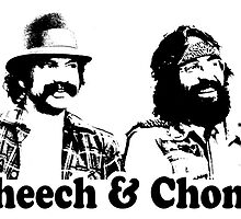 Cheech n Chong by mouseman