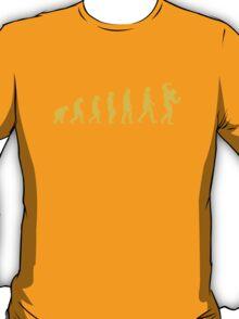 evolution muscle T-Shirt