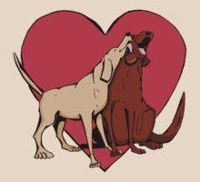 Puppy Love by davidicon