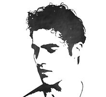 Darren Criss Portrait by laurenschroer