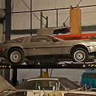 1981 DeLorean DMC-12 'Waiting for the Future' by DaveKoontz