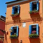 Burano colour by hans p olsen