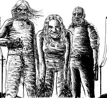 The Devil's Rejects by Derek Stewart