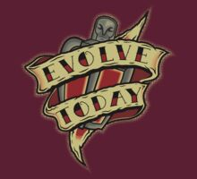 Evolve Today by Ryan Pedersen