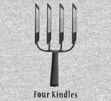 Four Kindles?  -  T Shirt Kids Clothes