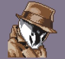 'Who Pixelates the Watchmen' by CK704