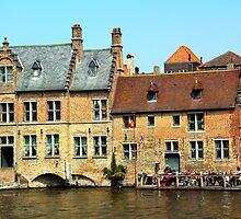 Bruges 4 by Igor Shrayer