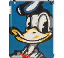 donald duck iPad Case/Skin