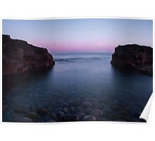 Liscannor Sunset 2 Poster
