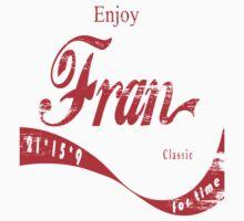 Fran-Classic-alt by reggie brown