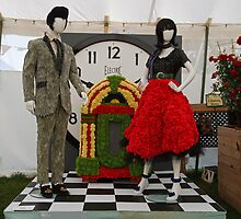 RHS Hampton Court Flower Show 2013 by Keith Larby