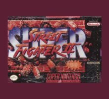 Super Street Fighter 2 SNES by Elijah Gomez