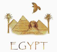 C.E. Egypt 1 Tshirt by galet09