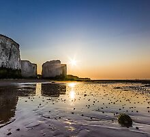 Botany Bay Sunset by Ian Hufton
