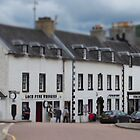 Main Street - Inveraray by Claudia Dingle