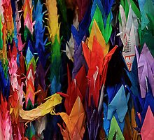 Sadako's Paper Cranes by Alistair McNab