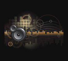 Urban Music Design by miirimage
