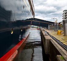 Dockside by diggle