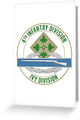 4th Infantry CIB by jcmeyer